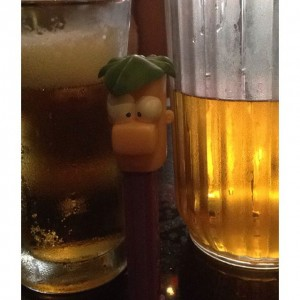 Photo: #Dilbert #beer #smashed #sushistop